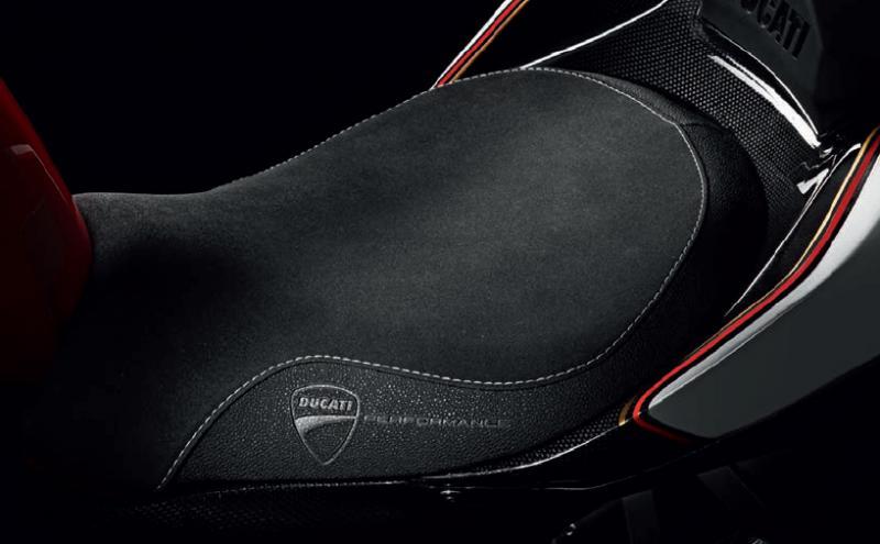 Ducati Streetfighter Sf 848 1098 S Komfort Sitzbank Fahrer Ducati