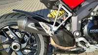 Ducati Multistrada 1200S mit Touring-Paket+PowerCommander Abstimmung