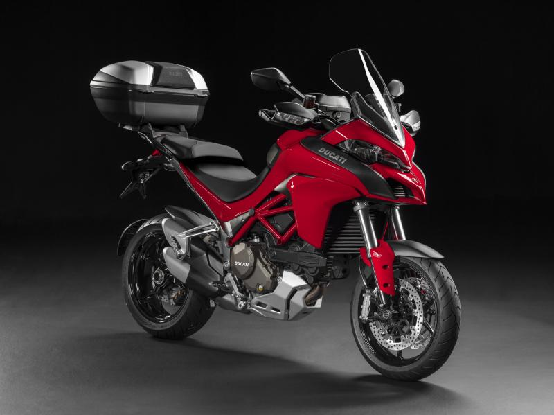 Ducati Multistrada 1200/S Mod.2015 Touring Package